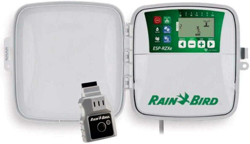 Programador eléctrico para exterior Rain Bird